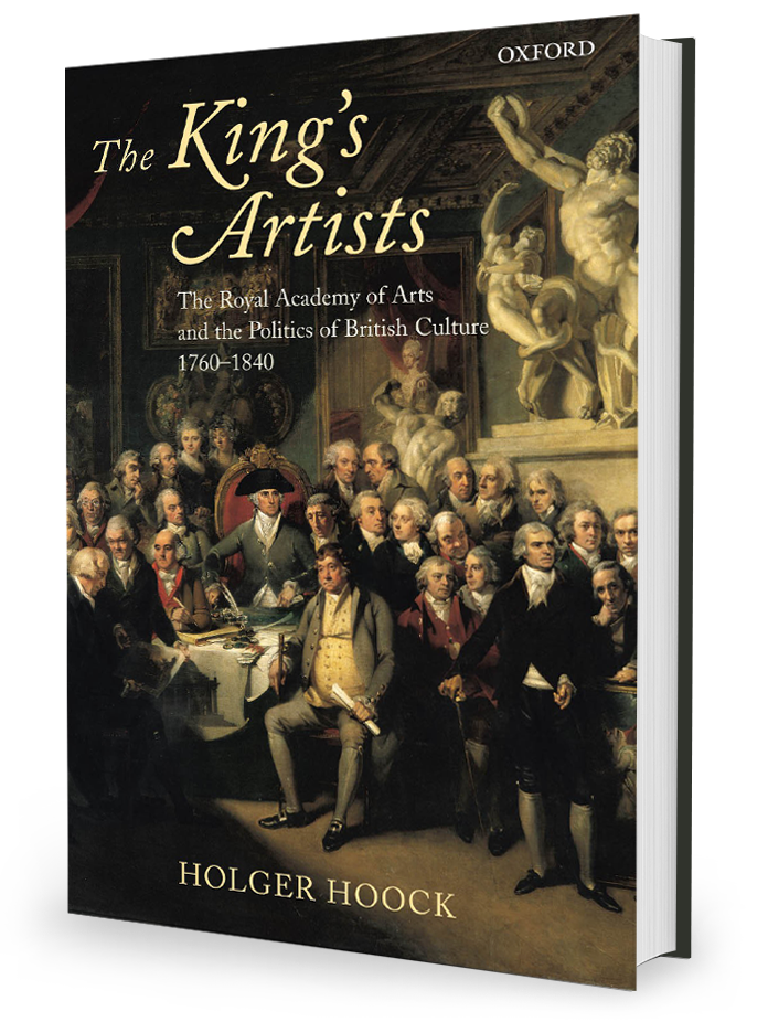 The King's Artists by Holger Hoock